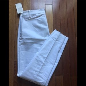 H&M stretch work pants